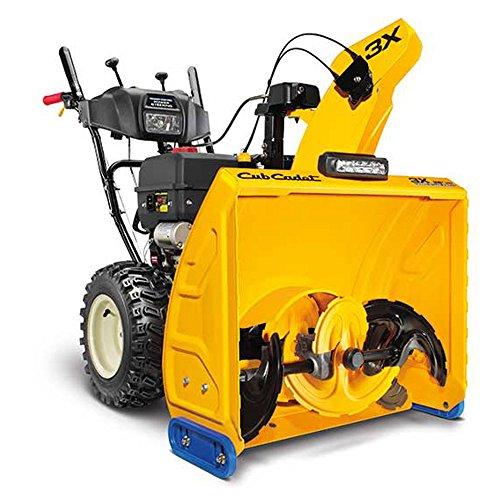 Hd Cub Cadet 3x Snow Blower Thrower 28 Gas Powered Electric Start